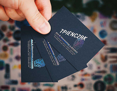 Business Card by Dot Studio