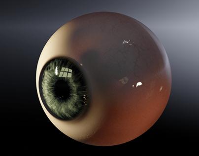 Eye (3D model)