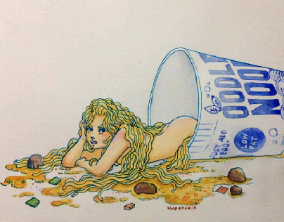 Cup Noodle Girl (3)