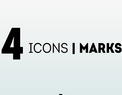 4 ICONS&MARKS