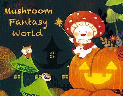 Mushroom Fantasy World