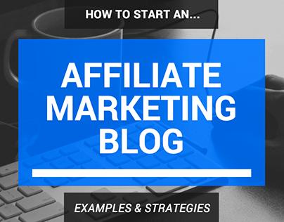 Affiliate marketing: Where to start