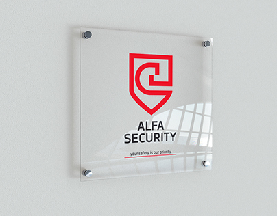 Alfa Security - Rebranding