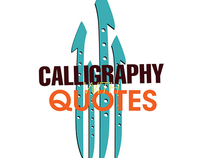 Calligraphy With Quotes