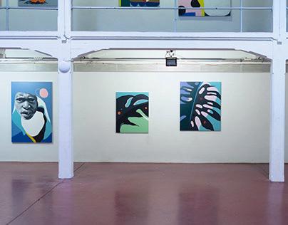 "Exposition ""LaVallée invites Spray Can Arts"" Octobre 20"