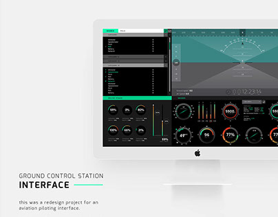 Ground Control Station Interface