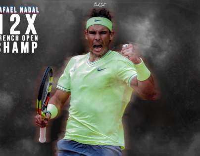Rafael's 12th French Open Title