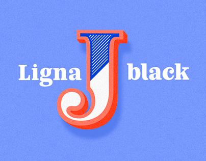 Ligna – Typeface