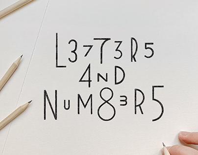L3773R5 4ND NUM83R5