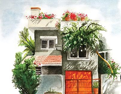 Houses of Koramangala
