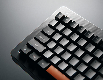 Zarki Keyboard Visualizations