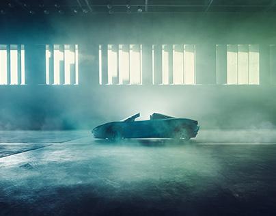 McLaren 720S Spider Photography: Simon Puschmann