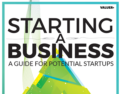 Infographic: Starting A Business – A Visual Guide