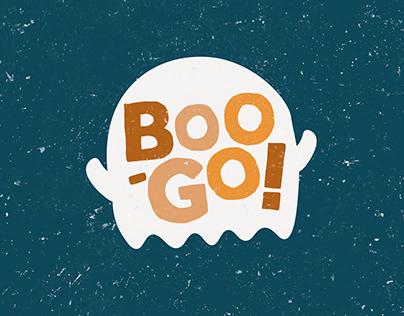 Boo-Go! Branding