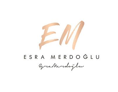Esra Merdoğlu Logo Tasarımı