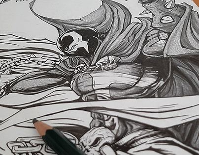Spawn Blank cover