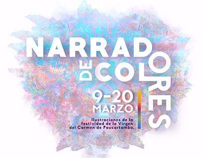 Muestra Personal - Proyecto Narradores de Colores