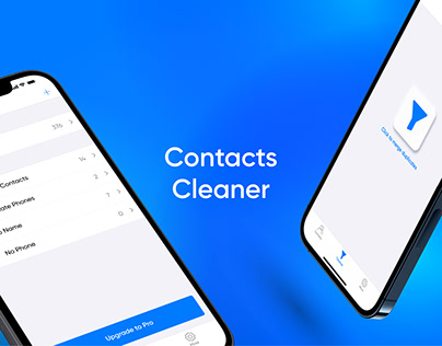 Contacts Cleaner App