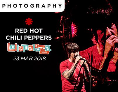 RHCP @ Lollapalooza Brasil - 2018