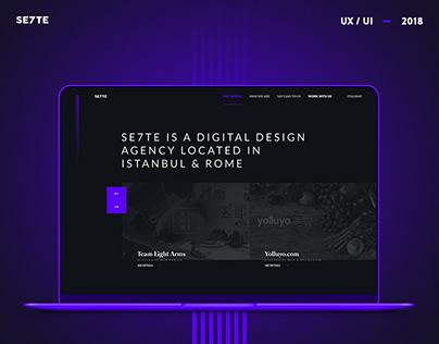Se7te Digital Agency