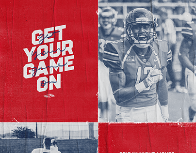 Liberty Football Collateral