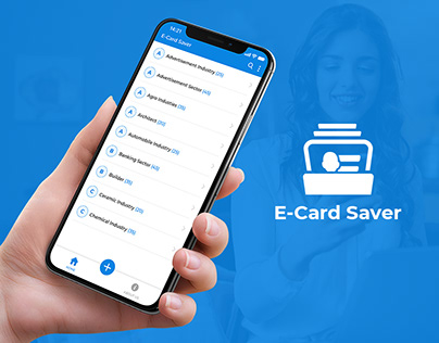 E-Card Saver App