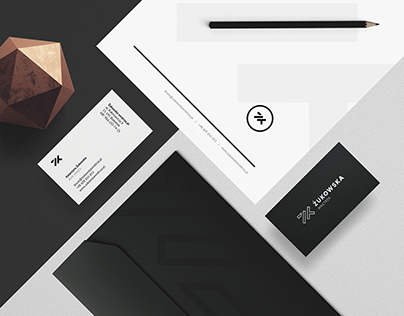 Architect Zukowska - Branding & Website