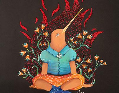 Arder y florecer