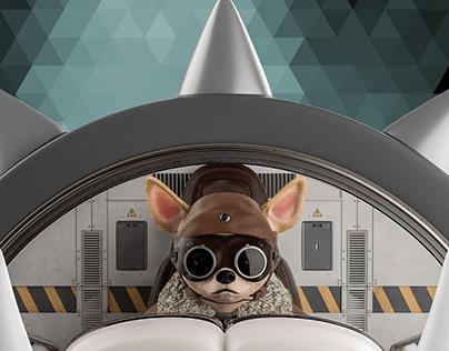 El Perrito Piloto