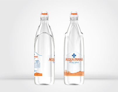 Acqua Panna Water (US market) - Concept A