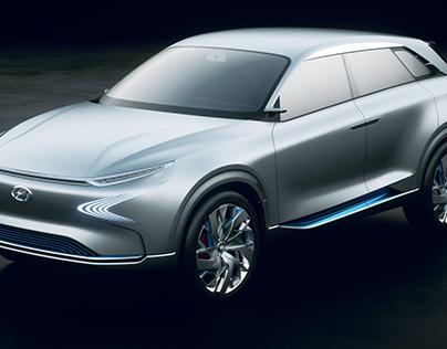 Hyundai Fuel Cell Concept - Geneva 2017
