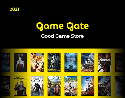 Game Gate (Game Store)