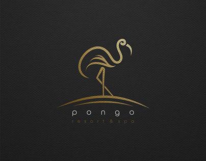 p o n g o - Resort & Spa Branding