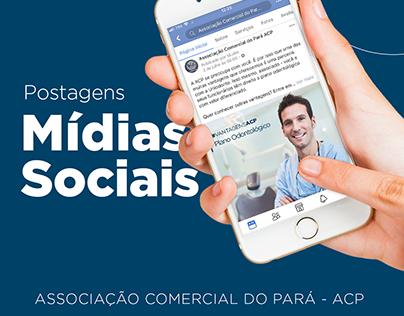 Mídias Sociais - ACP.