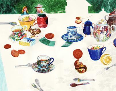 Il tè di Alice