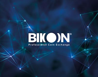 Bikoin Logo Design