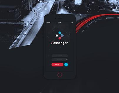 Passenger APP.
