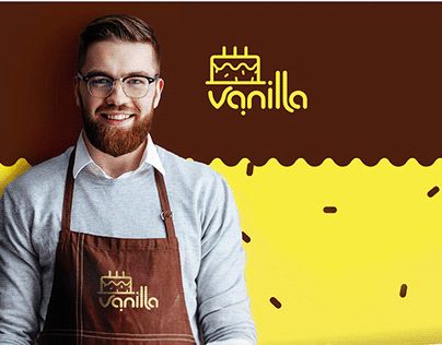 VANILLA CAKES Branding