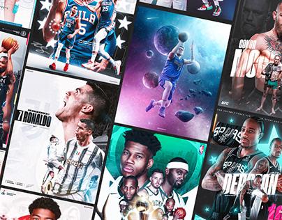 Sports Graphics Vol. 1
