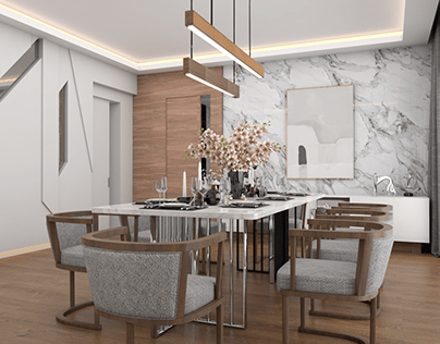 DININGROOM DESIGN (CYPRUS)
