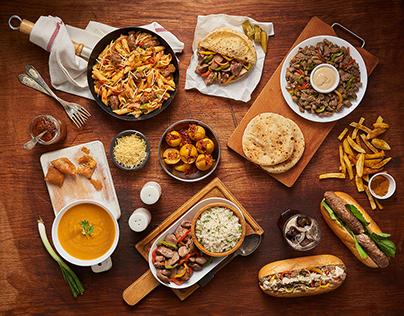 Tabali, food photography, Egypt