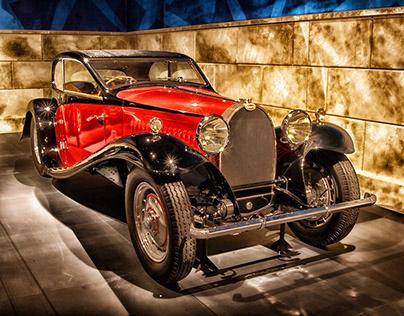 Bugatti 1932 Car