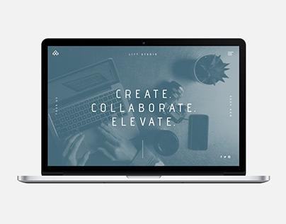 Lift / Branding / Art Direction / Web Design