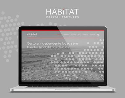 Site para Empresa Gestora de Fundos Imobiliários