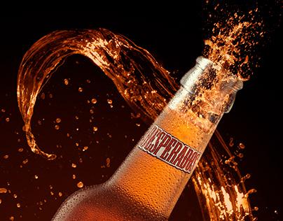 Desperados Beer Product Shot