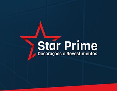 Projeto Gráfico - Star Prime