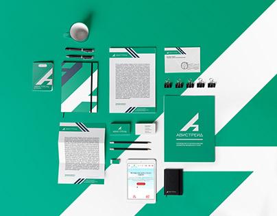 Разработка фирменного стиля и Брендбука компании