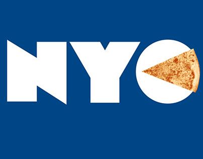 NYC Pizza Logo