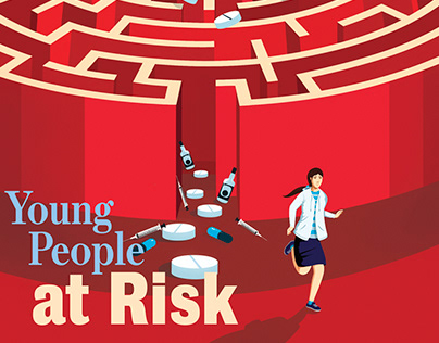 Health Progress magazine - Young People at Risk