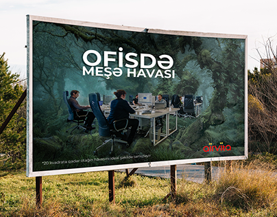 Billboard Design | Airvita